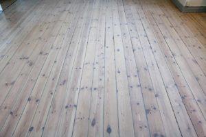 Gulvafslibning ved professionel gulvmand - for smukke og ensartede trægulve